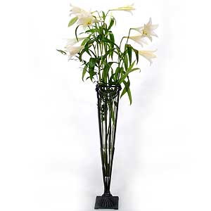 Flower Delivery on Flowers Directory Art Deco Lilies Flowers And Flower Delivery   Review