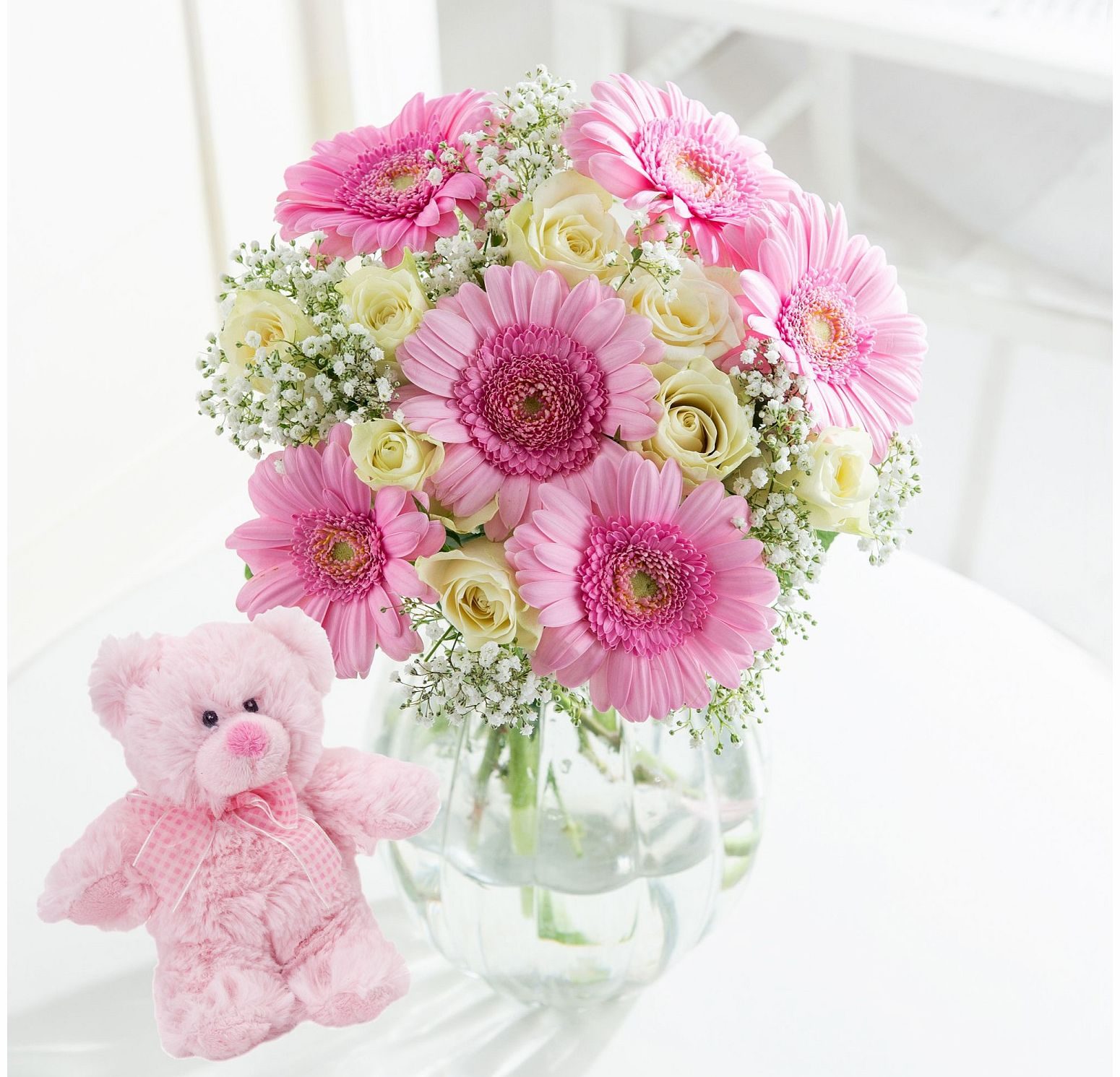 Baby flowers and flower delivery