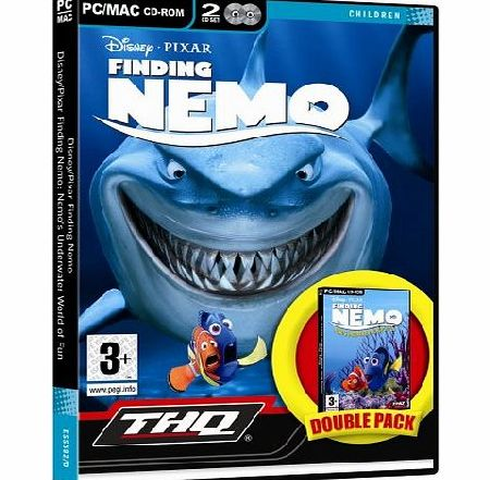 FOCUS MULTIMEDIA Finding Nemo Double Pack (Mac/PC CD)