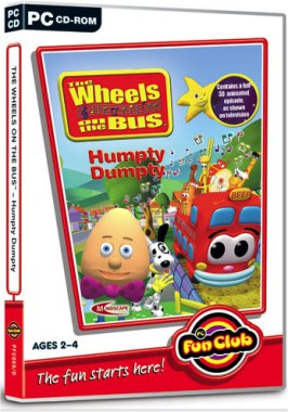 Focus Multimedia Humpty Dumpty The Wheels on the Bus PC