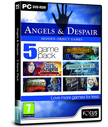 Focus Multimedia Ltd Angels and Despair - 5 Game Pack (PC DVD)