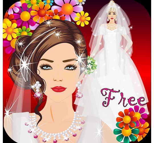 Foga modern bride dress up foga dress up girl christmas