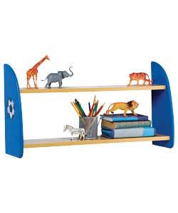 Football 2 Shelf Unit product image
