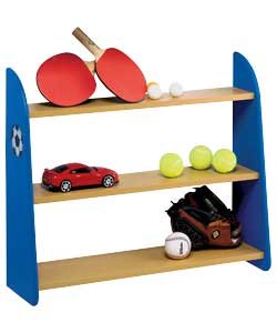 Football 3 Shelf Unit product image