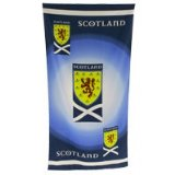 Football Mania Scotland FA Beach Towel product image
