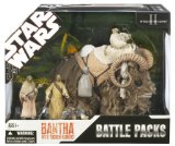 Bantha And Tusken Raiders Battle Pack