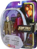 Next Generation All Good Things Data and Geordi 2-Pack