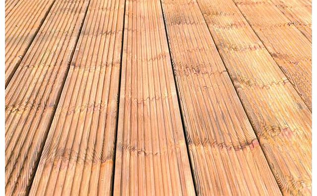 Patio Deck Board Pack of 10