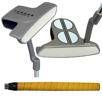 Golf Hole Out II White Ball Putter