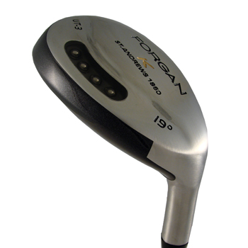 Golf K Series Hybrid Rescue Club STEEL