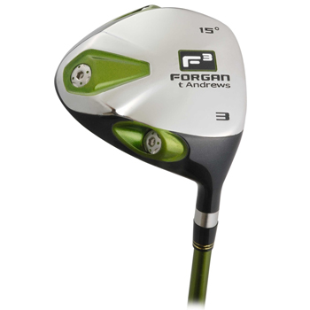 Golf Series 3 TRIANGULAR Fairway Woods
