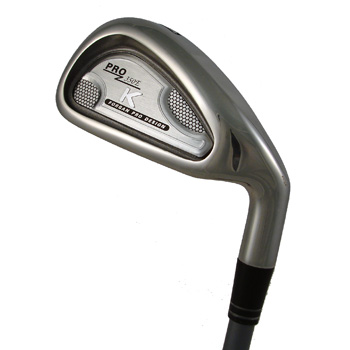 K Series Irons 3-SW GRAPHITE SHAFTS