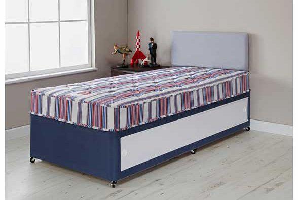 Forty winks divan beds for Shorty divan bed