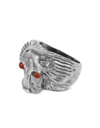 Forzieri Exclusives Vintage Setter Sterling Silver Ring product image