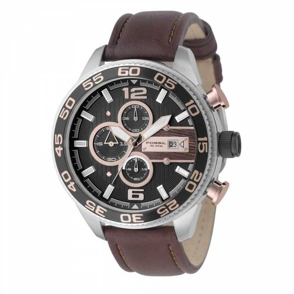 Fossil Leather Strap Watch CH2559 product image