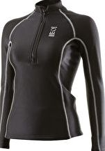 Fourth Element, 1192[^]129795 Ladies Thermocline Zipped Long Sleeve Top