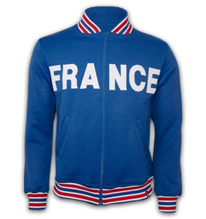 France  France 1960s Retro Jacket polyester / cotton product image