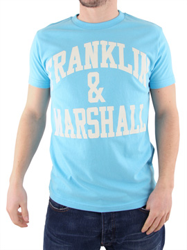 Franklin & Marshall Franklin and Marshall Crystal T-Shirt product image