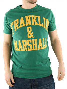 Franklin & Marshall Franklin and Marshall Grass T-Shirt product image