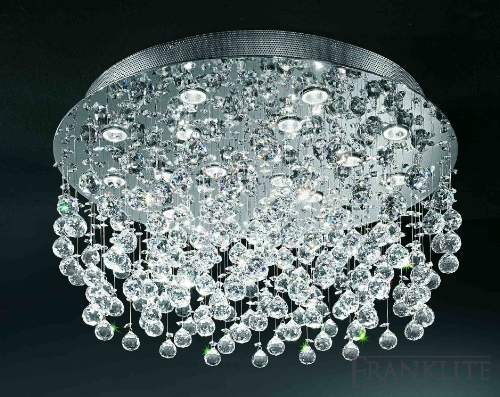 Crystal Chandeliers | Crystal Lighting, Crystal Mini Chandelier