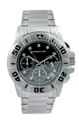 VANGUARD Diamond Steel Black Gents FS0090G