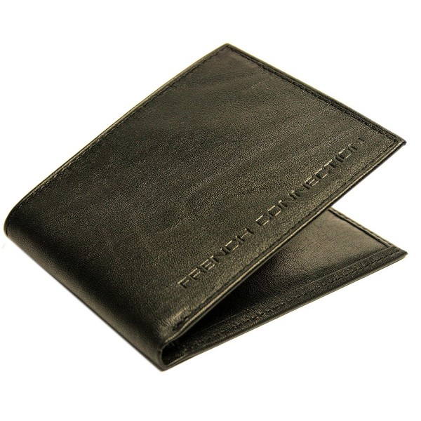 French Connection Black Billfold Wallet by product image