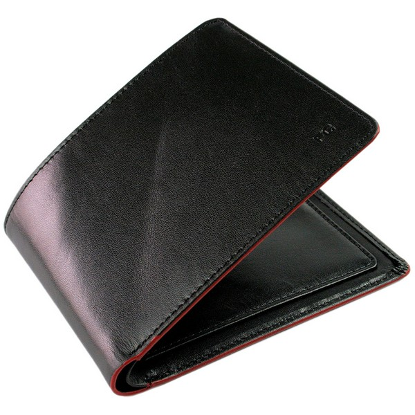 French Connection Black Lined Wallet by product image