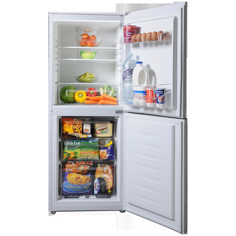 Frigidaire FRC150FFW Fridge Freezer - review, compare