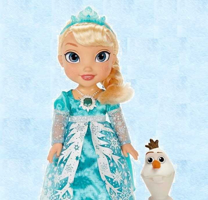 Frozen Snow Glow Elsa