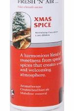 FRSH N AIR Xmas Spice Essence (100ml) for Air Purifiers product image