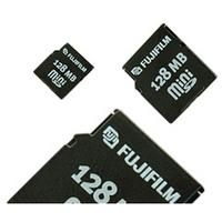 Fujifilm Mini Secure Digital Card 128MB product image
