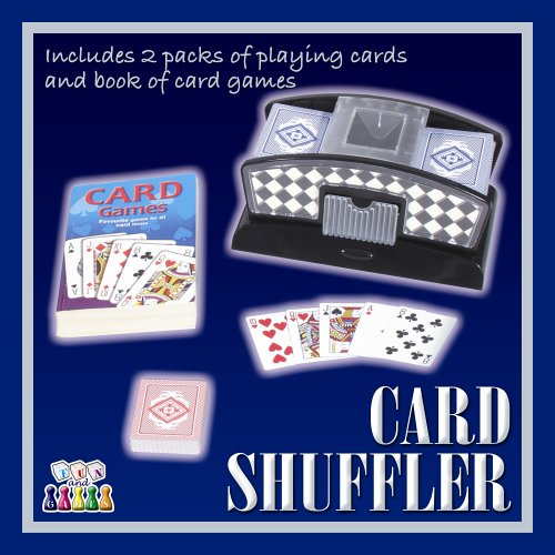 Fun & Games Card Shuffler Gift Set product image