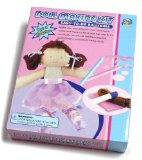 Doll Making Kit Easy To Do Ballerina Ballet