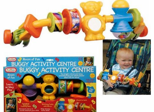 Fun Time Toys Company : Baby activity centre