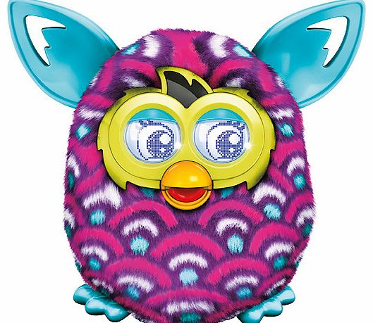 furby boom electronic games