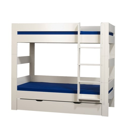 Furniture To Go Kids World Bunk Bed In White Review Compare Prices Buy Online