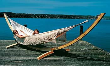 Hammocks make you happy! Please note that the hammock shown in this set is for illustration - CLICK FOR MORE INFORMATION