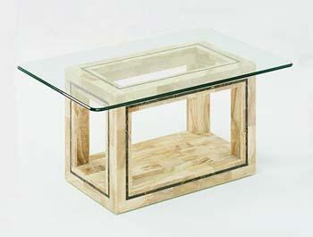 Crystal Coffee Tables