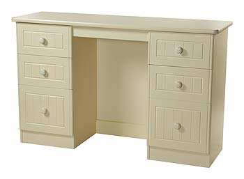 Avimore Magnolia 6 Drawer Dressing Table
