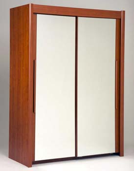 Furniture123 brooklyn wardrobe in wild cherry wardrobe for Furniture 123 wardrobes