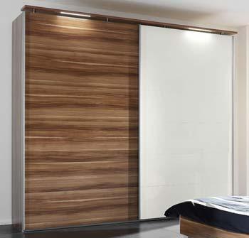 Dora wardrobes for Furniture 123 wardrobes