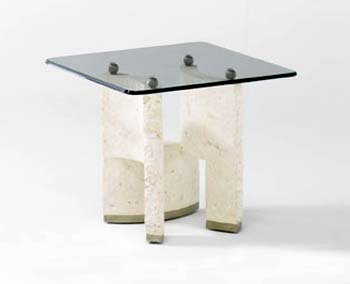 Furniture123 Como Lamp Table