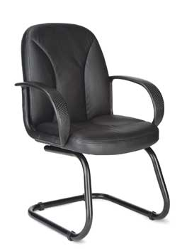 Whether you�re looking for an visitor office chair for work or home, the Contract Leather 2284 is - CLICK FOR MORE INFORMATION