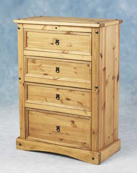 Corona chest of drawers for Furniture 123 corona