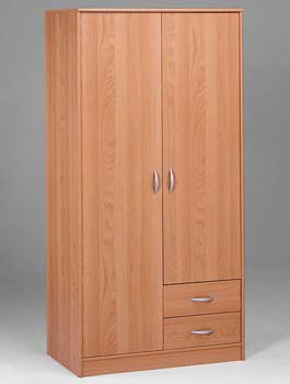 Furniture123 cydia 2 door 2 drawer wardrobe in japanese for Furniture 123 wardrobes