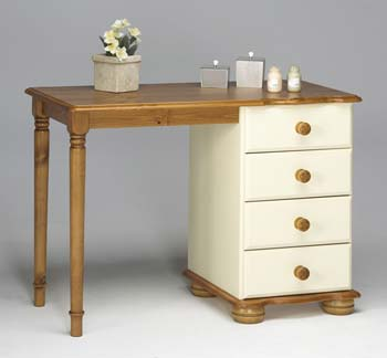 Elizabeth Cream Dressing Table