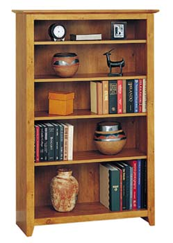French Gardens Large Bookcase - 40106