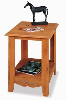 French Gardens Side Table - 37135