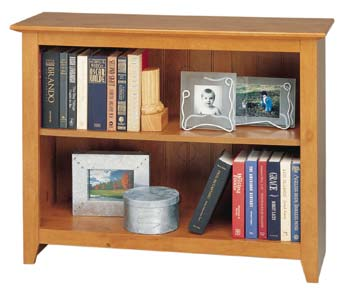 French Gardens Small Bookcase - 40102