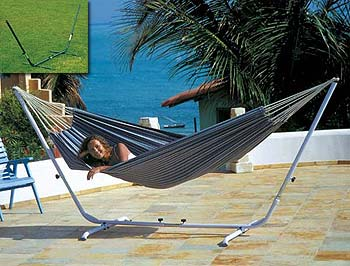 Gala Double Hammock Set